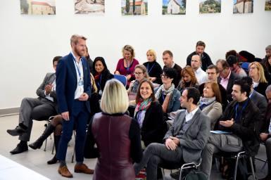 Hjortur Smarason, storyteller, gost predavač na konferenciji Autor foto Mirko Bojić