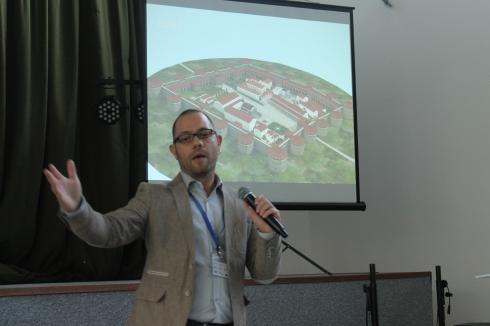Vitomir Jevremović, CEO tvrtke Digital Mind iz Srbije, strastveni je arheolog ali i digitalni inovator. Tvrtka Digital Mind nudi brojne proizvode i digitalne aplikacije koje interpretiraju kulturnu baštinu na inovativan i digitalan način.